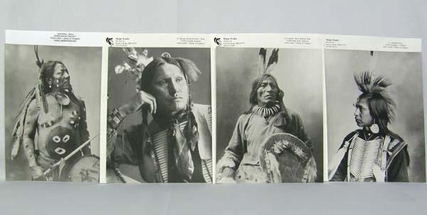 4 Indian Photographic Prints