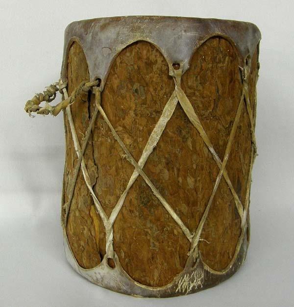 Pueblo Drum