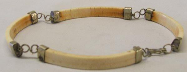 Vintage Ivory Choker