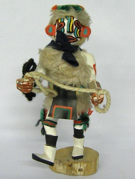 Hopi Kachina by Daniel Takala