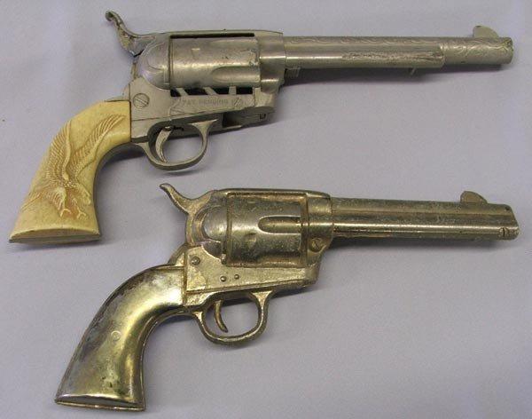 5 Vintage BB Guns and Model Cowboy Pistols - 2