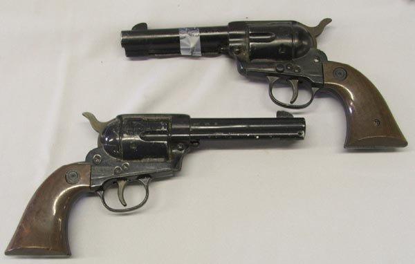 5 Vintage BB Guns and Model Cowboy Pistols - 3