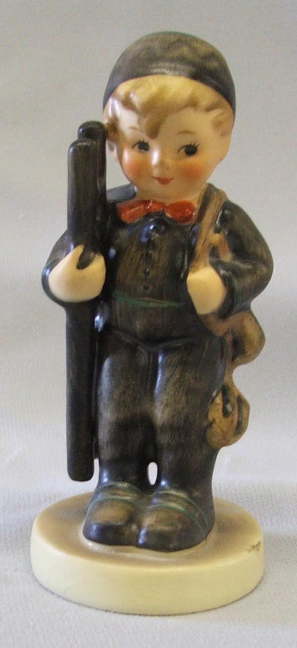 Goebel Boy With Ladder W. Germany