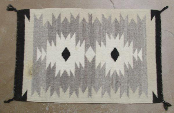 Navajo  Weaving Home Spun