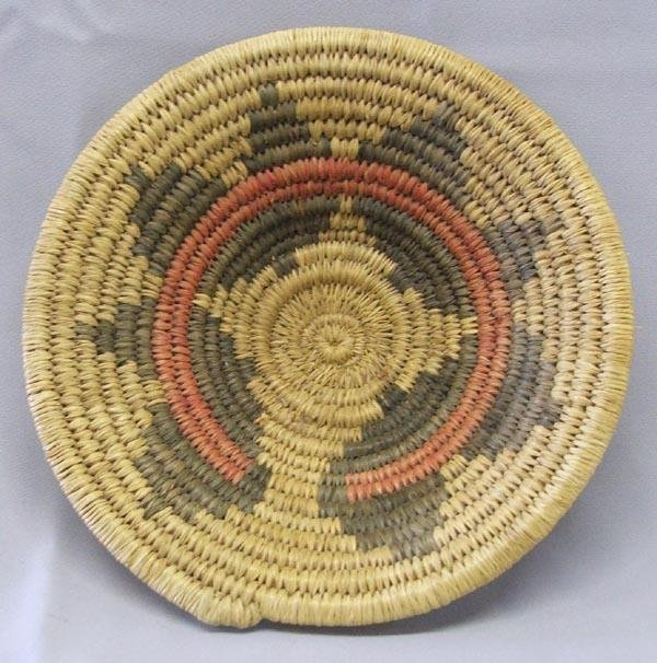 Vintage Navajo Ceremonial Basket