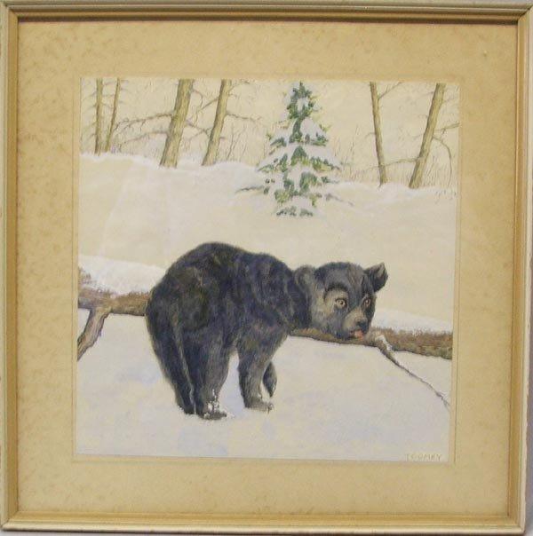 Original Painting By Toomey