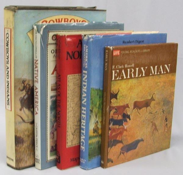 5 Hardback Indian Books