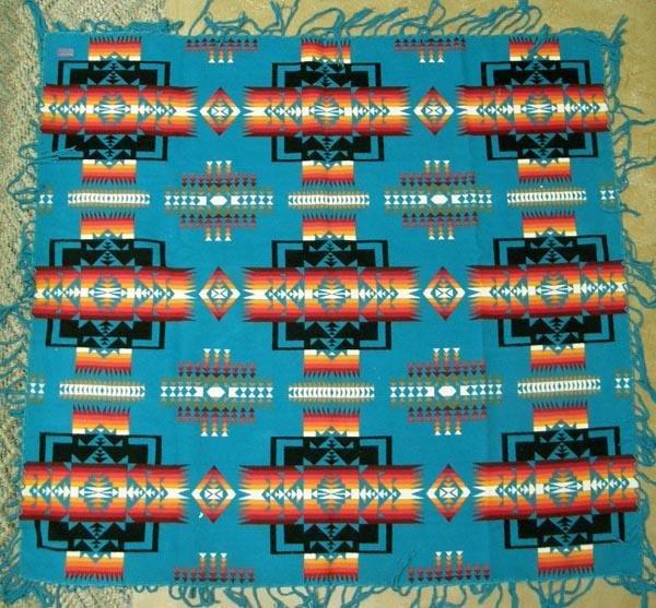 Vintage Pendleton Shawl