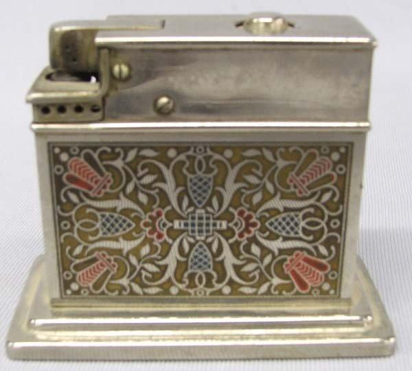 Vintage German  MyFlam Table Lighter