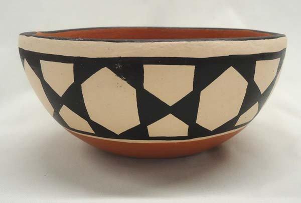 Santa Domingo Bowl By Anna Maria Tenorio Lavato