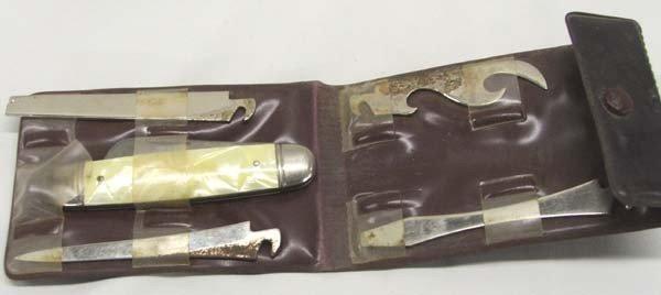 Vintage Jeep Knife Tool Kit - 2