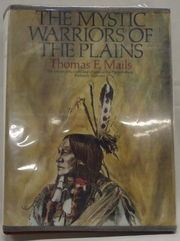 Book The Mystic Warriors Of The Plains By Mails