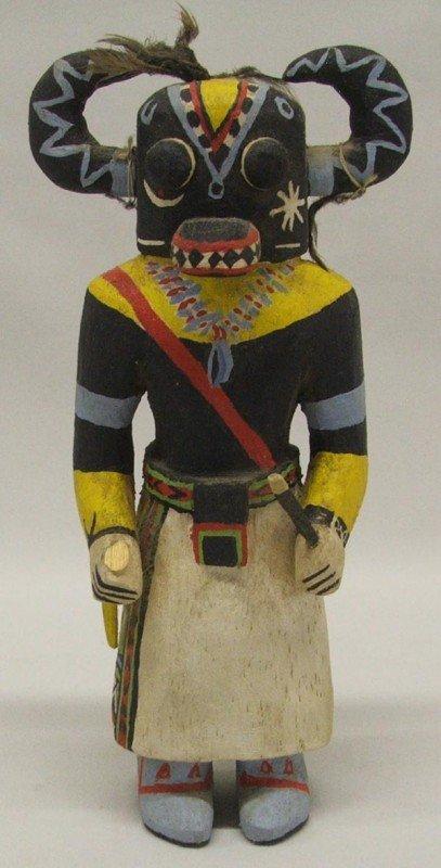 Vintage Hopi Kachina Signed