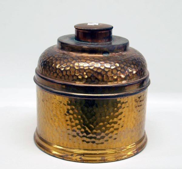 Vintage Copper Humidor by Rumidor