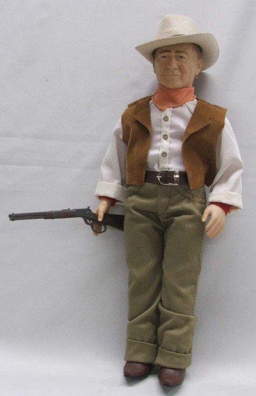 1981 Effanbee John Wayne Doll in Original Box
