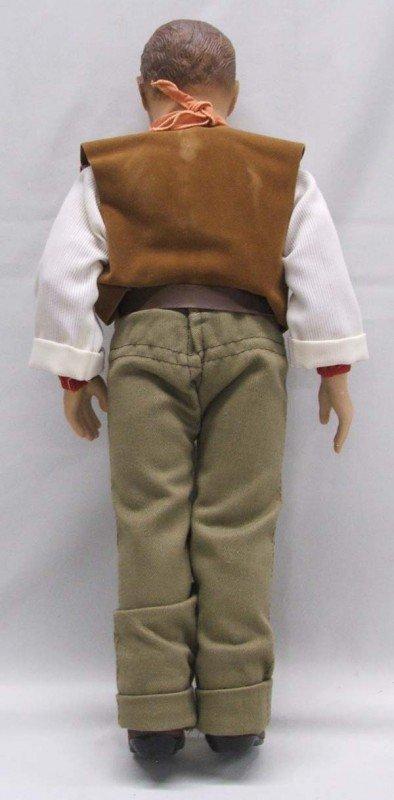 1981 Effanbee John Wayne Doll in Original Box - 2