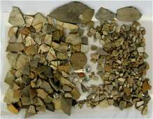 Large Collection of Pot Sherds Plus