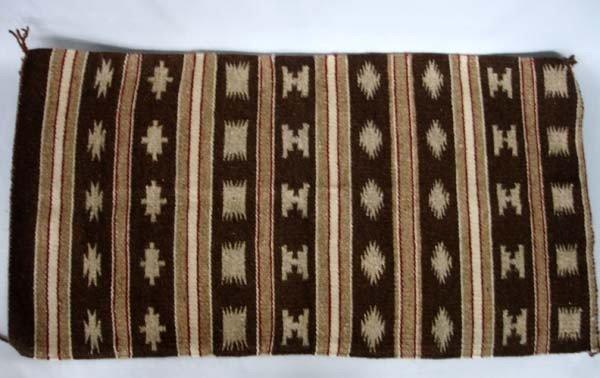 Native American Navajo Small Rug