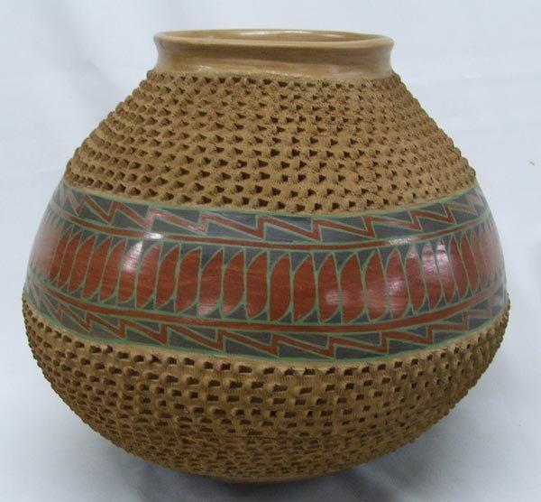 Large Mata Ortiz Pot By Daniel Gonzalez