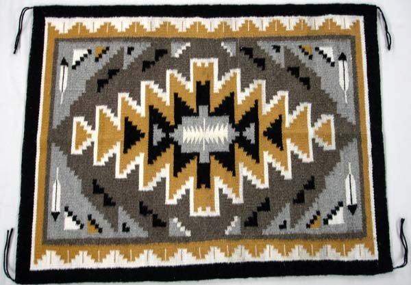 Native American Navajo Klagetoh Rug