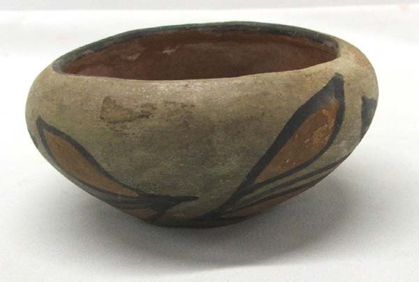 Native American Santo Domingo Bowl