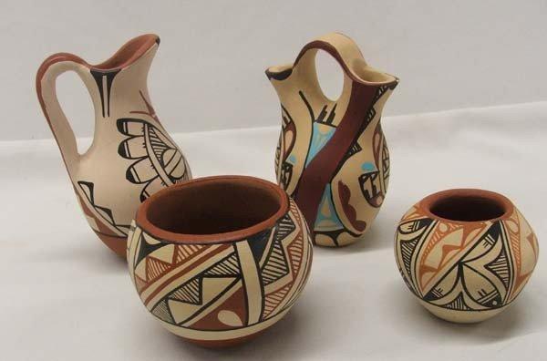 Native American Jemez Pottery