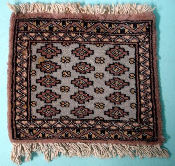 Persian Turkoman Buckhara Sampler Rug