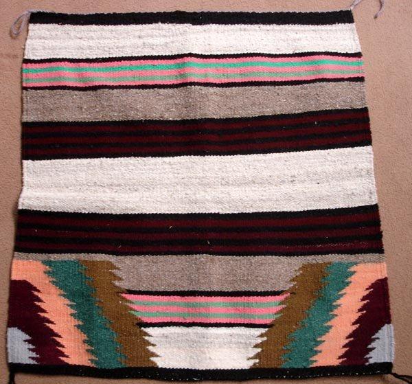 Native American Navajo Teec Nos Pos Rug