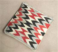 Native American Navajo Rug Double Sided Pillow