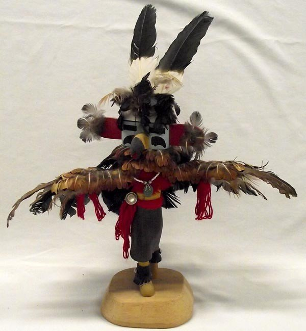 Native American Navajo Eagle Kachina