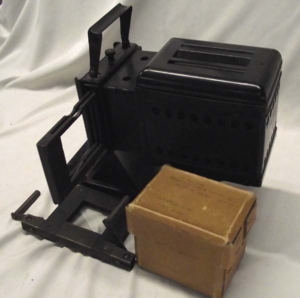 Wesaco  Bausch & Lomb Slide Viewer & Slides