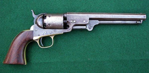 1851 Colt Model Civil War Navy Revolver