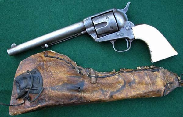 1882 Colt Model 1873 Frontier Six Shooter