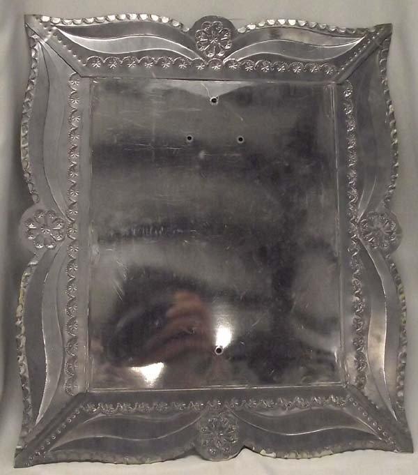2 Mexican Tin Frames - 3