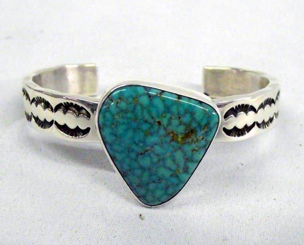 Native American Navajo Bracelet by Edison Begay