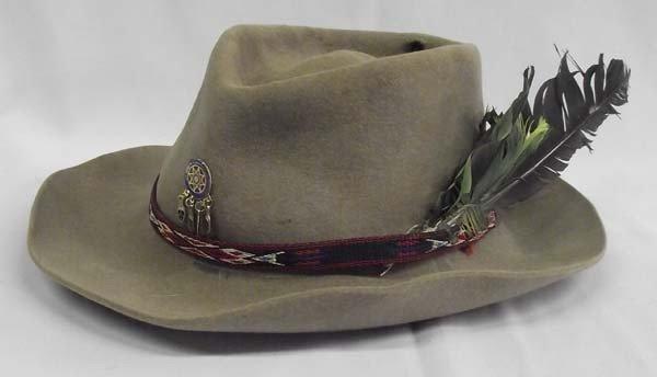 Indian Trader's Felt Hat