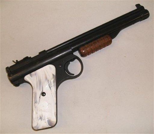 Vintage Benjamin Super HC Air Pistol