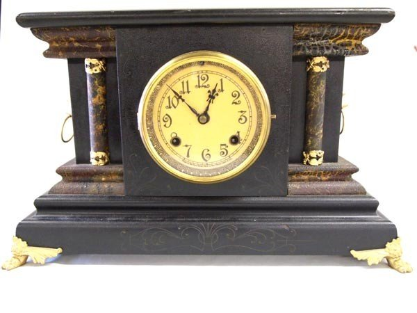 Antique Mantle Clock made by New Haven Clock Co.