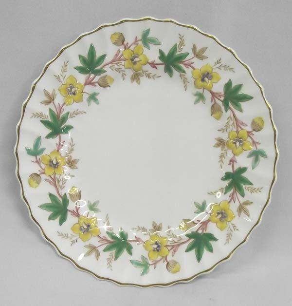 Royal Doulton Bone China ''Chatsworth'' Plate 1943