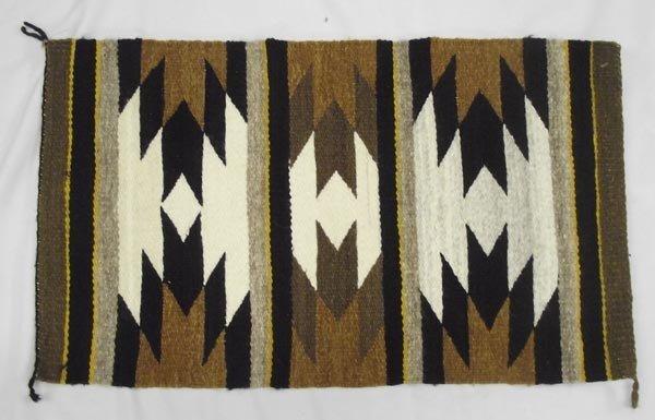 Native American Navajo Gallup Rug