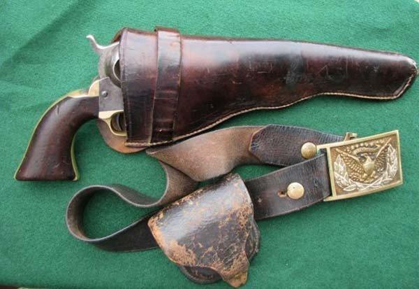 1855 Historical Colt 3rd Model Dragoon Plus