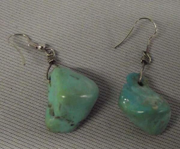 Older Navajo Nugget Earrings