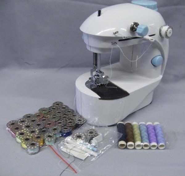 Miniature Sewing Machine ''Sewing Genie'' - 2