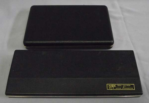 Pair Central Tool Co. Micrometer & Dial Caliper - 2