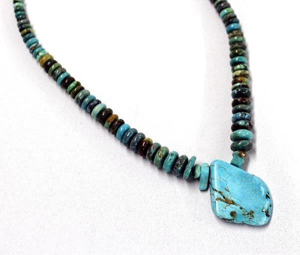 Southwestern Turquoise Necklace