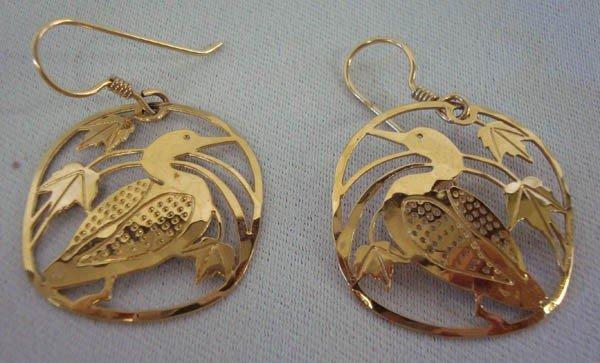 Wild Bryde Loon Earrings made in USA