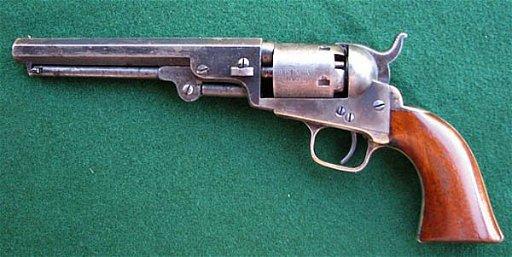 1851 Colt Model 1849 Cap & Ball Revolver