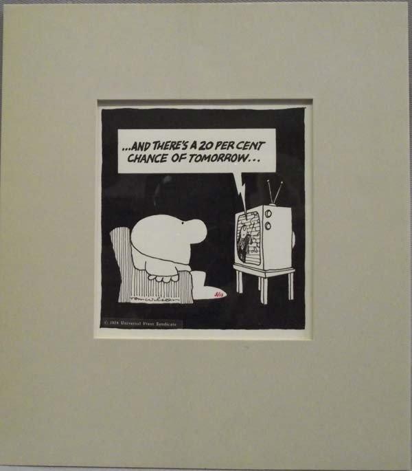 1974 Photographic Print Ziggy - Tom Wilson