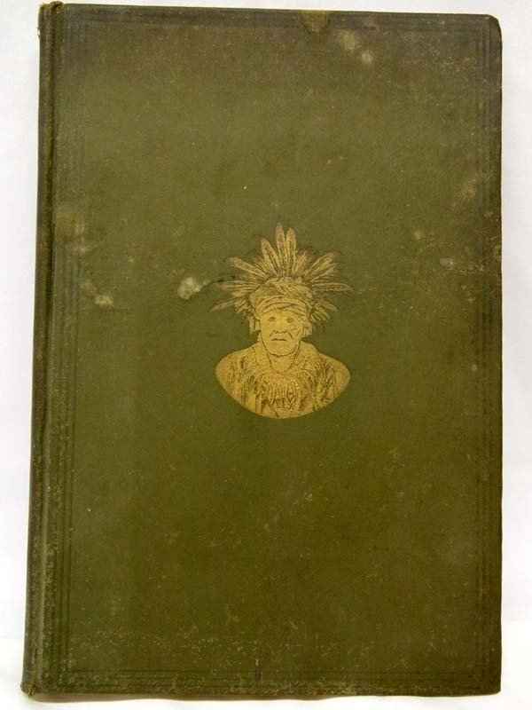1922 Book ''34th Report Bureau American Ethnology''