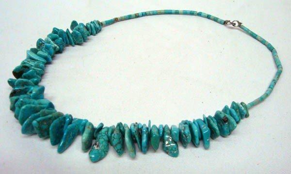Santo Domingo Turquoise Necklace